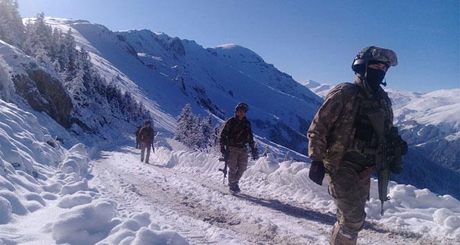 Doğu Karadenizde PKKya nefes almak yok