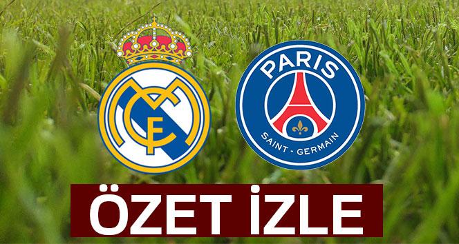 ÖZET İZLE: Real Madrid 3-1 PSG Maç Özeti ve Golleri İzle|Real Madrid PSG kaç kaç bitti?