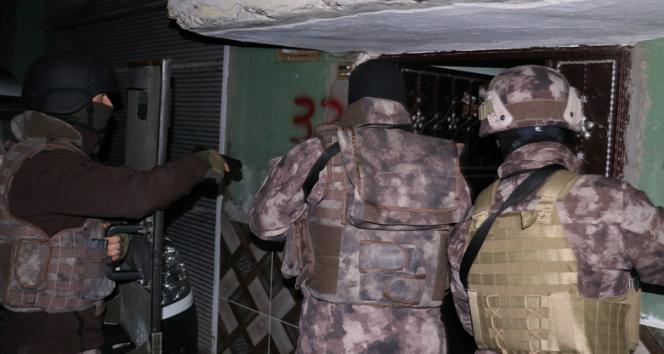 PKK'lılara terör propagandası operasyonu