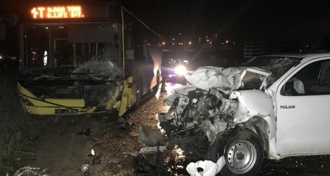 Bursada alkollü sürücü dehşeti: 1 ölü