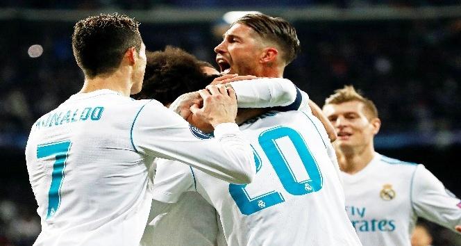 Real Madrid, PSG'yi 3-1'le geçti