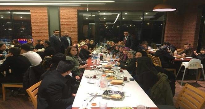 Ülkücülerden anlamlı 14 Şubat buluşması