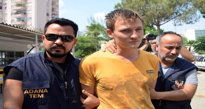 İncirlik Üssü'ne saldırmak isterken yakalanan DEAŞ'lı Rus'un, Kuytul'dan ders aldığı ortaya çıktı