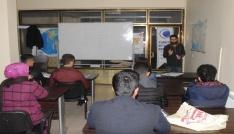 Şırnakta engelliler için E-KPSS kursu açıldı