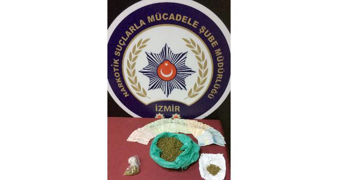 Uyuşturucu tacirlerine İzmir emniyetinden ağır darbe