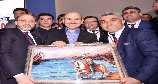 Hisarcık'a yeni Emniyet Amirliği binası müjdesi