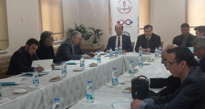 Şaphane Halk Eğitim Merkezi Müdürlüğü'nün çalışmaları değerlendirildi
