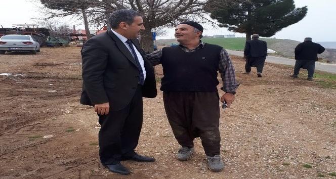 Başkan Erdoğan köy ve mezralarda incelemelerde bulundu