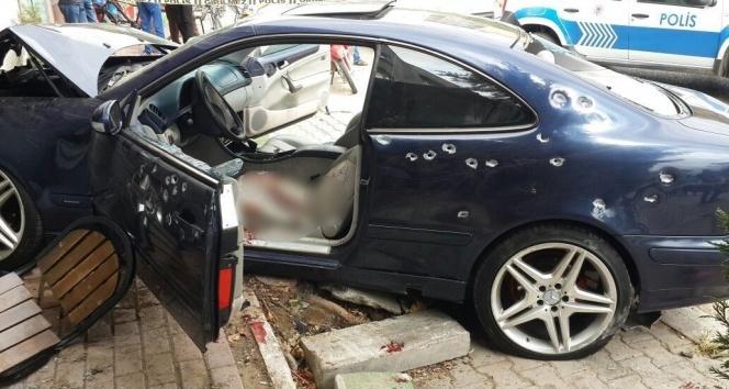 Lüks otomobildeki infaza 12 yıl hapis cezası