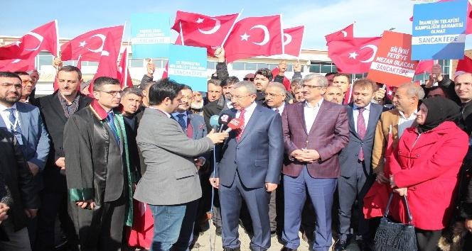 Başkan Erdem, Silivri'de 15 Temmuz davasını takip etti
