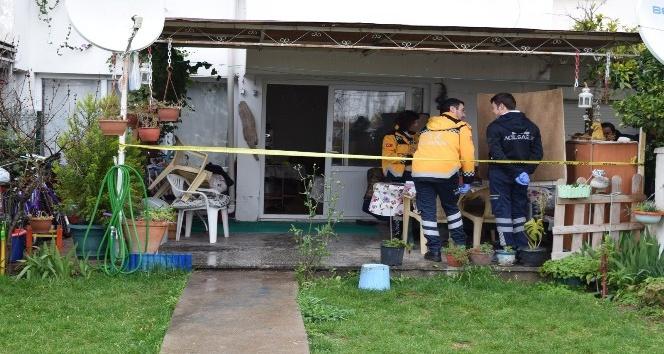 Karbonmonoksit gazından zehirlenen kadın öldü