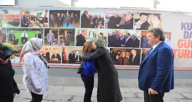 Başkan Palancıoğlu AK Parti Kadın Kolları Başkanı'nı ziyaret etti