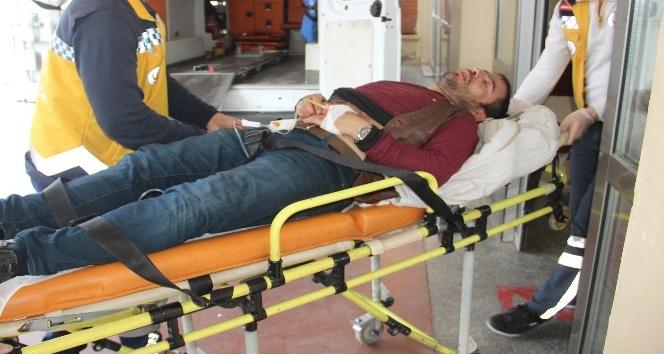 Şanlıurfa'da bıçaklı kavga: 2 yaralı