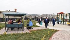 Türkoğlune 3 yeni park