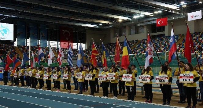 İstanbul'da atletizm haftası