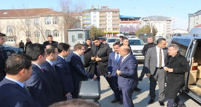 Başbakan Yardımcısı Işık: Çok yoğun bir terörle mücadele yapıyoruz