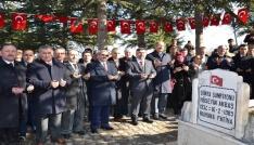 Dünya şampiyonu ölüm yıl dönümünde memleketi Tokatta anıldı