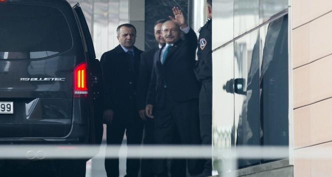 Kılıçdaroğlu taburcu edildi