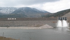 Kurak geçen kış mevsimi barajları etkiledi