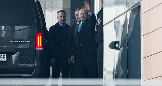 Kılıçdaroğlu taburcu oldu!