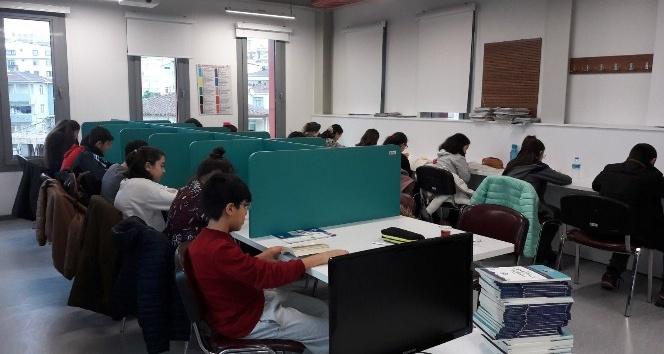 Gebzeli öğrencilerin yeni adresi modern kütüphaneler
