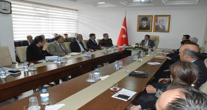 Sinopta bağımlılık ile mücadele toplantısı