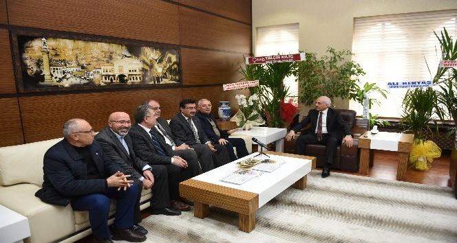 Çorum Ticaret Borsası Başkanı Ali Bektaş;
