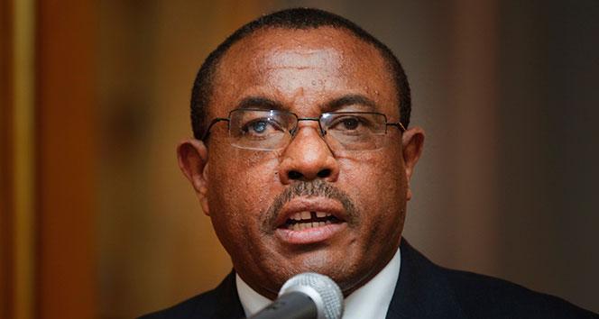 Etiyopya Başbakanı Desalegnden sürpriz istifa kararı