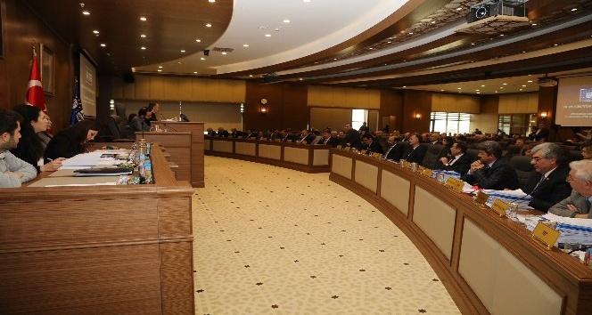 Bursa Büyükşehir Belediye Meclisi'nden Zeytin Dalı Harekatı'na tam destek