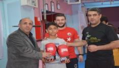 SODESle Tatvanda genç sporcular yetişecek