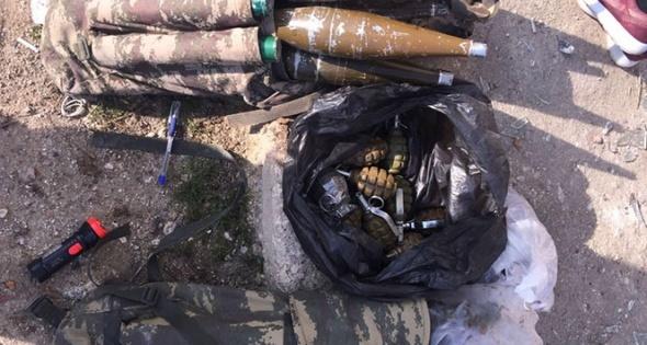 Şeyh Horoz teröristlerden arındırılıyor! Çarpıcı fotoğraflar...