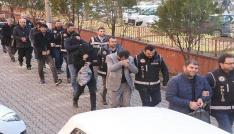 Gölge operasyonunda 4 kişi tutuklandı