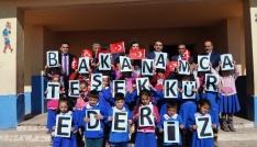 Ulaştırma Bakanı Ahmet Arslandan eğitime tam destek