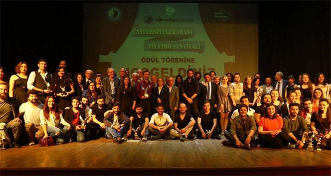 3üncü Üniversitelerarası Tiyatro Festivali 28 Nisanda başlayacak