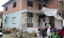 Alaşehir'de karbonmonoksit zehirlenmesi: 1 ölü