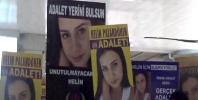 Helin Palandöken'in katil zanlısının yargılandığı davaya yanlış sanık getirildi