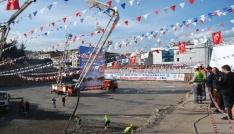 Tokatta 30 milyon TLlik Meydan Projesinin temeli törenle atıldı