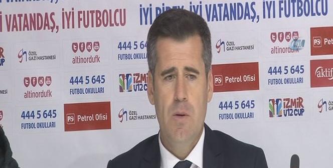 Hüseyin Eroğlu: 'İstediğimiz oyunu sahaya koyamadık'