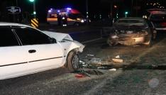 Elazığda zincirleme trafik kazası: 6 yaralı