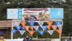 Erdoğan ziyareti öncesi Afyonkarahisarda dikkat çeken Osmanlı tokadı pankartı