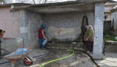 (Özel) Bin haneli köy, ödenmeyen elektrik faturası nedeniyle 2.5 yıldır susuz yaşıyor