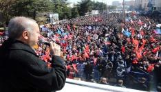 Cumhurbaşkanı Erdoğan, Bin 595 terörist etkisiz hale getirildi