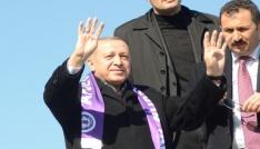 Cumhurbaşkanı Erdoğan, Afrine ilk ben gideceğim