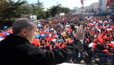 Cumhurbaşkanı Erdoğan: Kızılelma sonsuzluktur, sonsuzluğa doğru yürüyoruz
