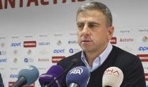 Hamzaoğlu: 'Zor bir maçı kazandık'