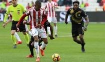 ÖZET İZLE: Sivasspor 3-2 Osmanlıspor Maç Özeti ve Golleri İzle|Sivasspor Osmanlıspor kaç kaç bitti?
