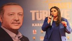 Bakan Julide Sarıeroğlu, KARDEMİRden bin kişilik yeni istihdam istedi