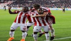 Spor Toto Süper Lig: DG Sivasspor: 3 - Osmanlıspor: 2 (Maç sonucu)