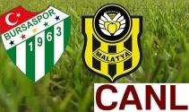 Bursaspor Malatya canlı izle bein sports ! Bursa Malatya canlı skor