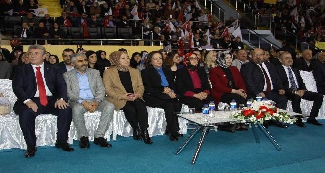 AK Parti Çankırı Kadın Kolları 5. Olağan Kongresi